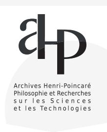 Archives Henri-Poincaré - Philosophie et Recherches sur les Sciences et les Technologies